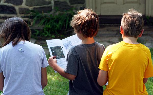 Summer Programming - Junior Ranger Program