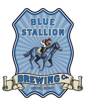 Blue Stallion Brewing logo
