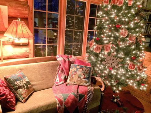 Cloverdale Bed and Breakfast on the Home for the Holidays Heritage & House Tour in Selkirk, Manitoba