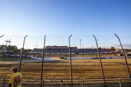 Rockford Speedway Fences