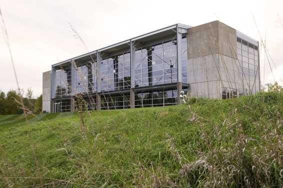 UI Hall of Fame exterior