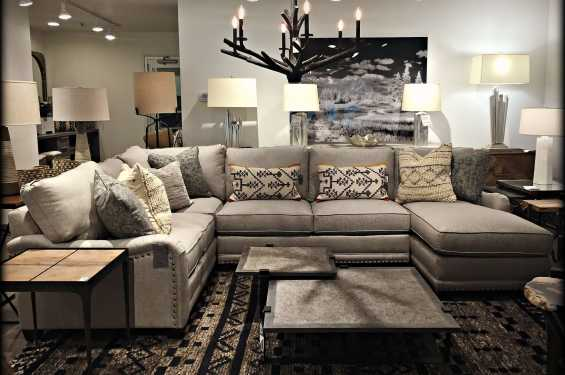 2017 - MyStyle Sofa Sectional