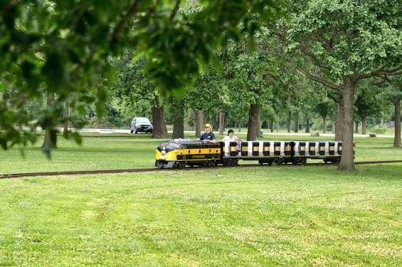Iowa City City Park