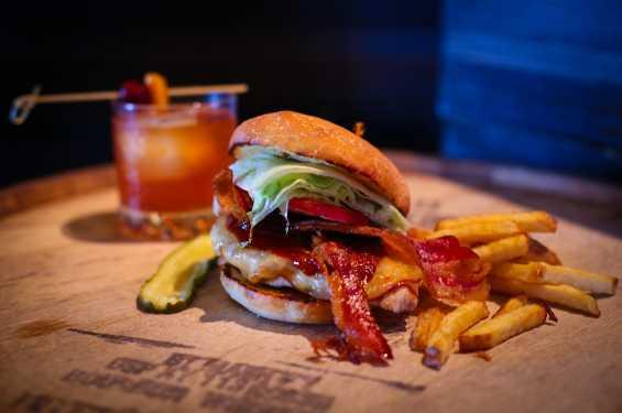 $10 Thursday BBQ Chicken Sandwich
