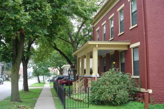 Bostick & University Guest Houses