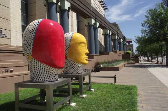 Cedar Rapids Museum of Art Exterior