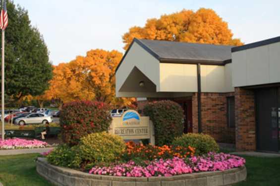 CV Parks and Rec Building