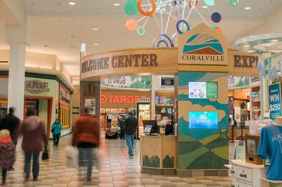 Coral Ridge Welcome Center
