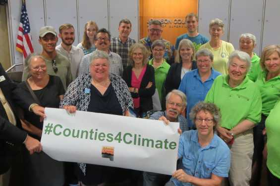 #Counties4Climate
