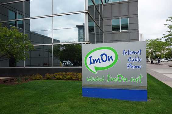 ImOn Building Sign 600x400