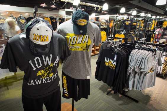 Iowa Hawk Shop