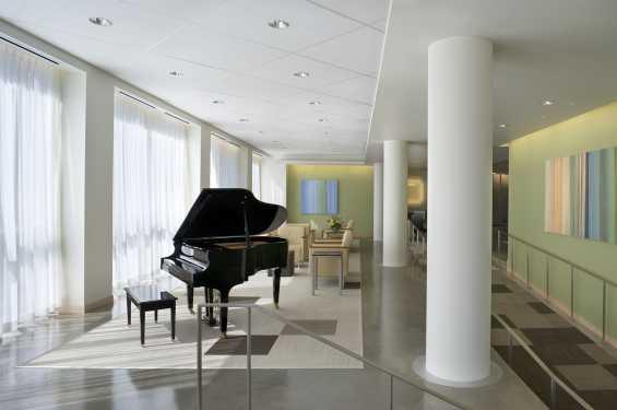 hotelVetro Lobby