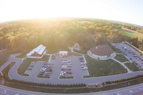 The Celebration Farm - Aerial