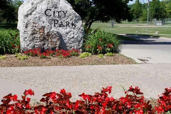 City Park Rock
