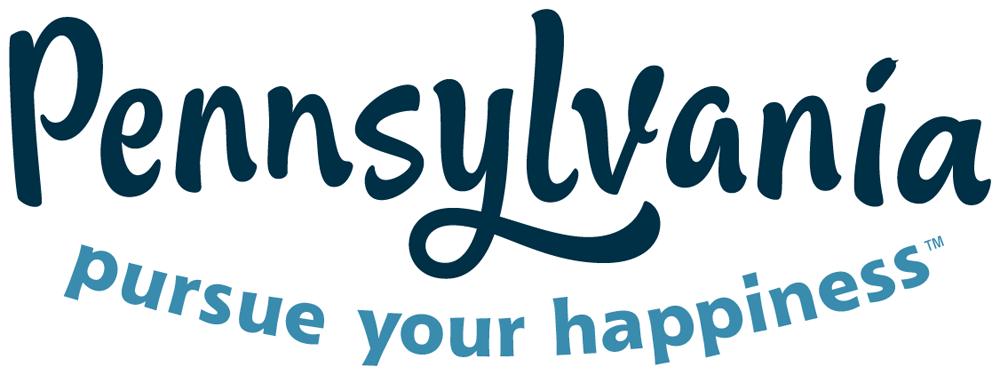 PA Tourism Logo - Pursue Your Happiness