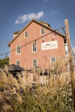 The Mill, farm-to-table restaurant, in Hershey, PA