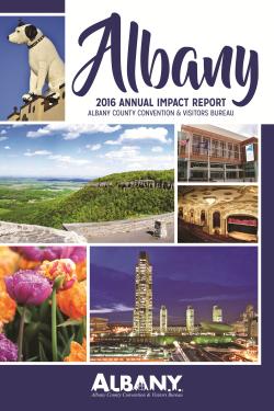 Annual Impact Report brochure image