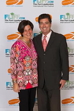 FLIFF Filmmakers Dinner 2013