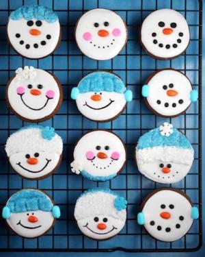Sugar Cookie Decorating - House Cookies