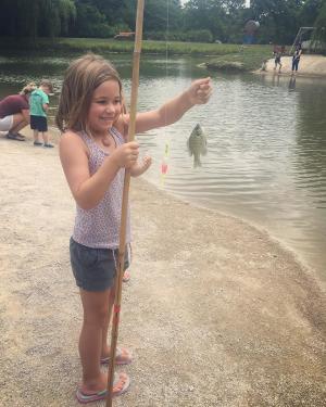 Deanna Rose Fishing