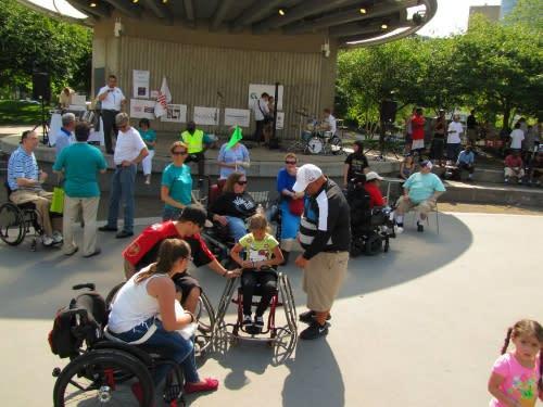 Rosa Parks Circle, Kent County