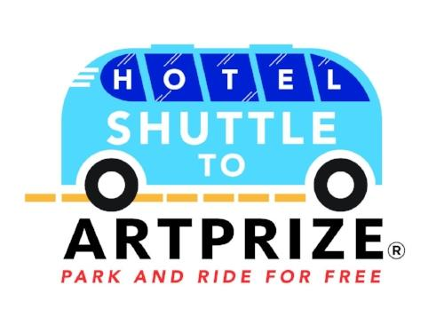ArtPrize Hotel Shuttle in Grand Rapids
