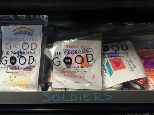 Packaged Good Baggies