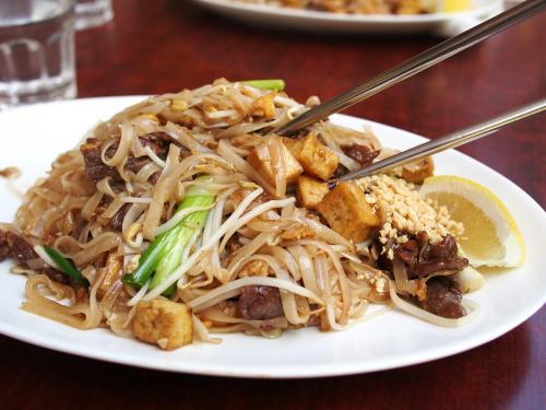 Learn how to make Thai food at Lemon and Sage