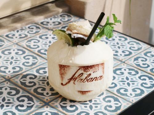 Habana Irvine Coconut