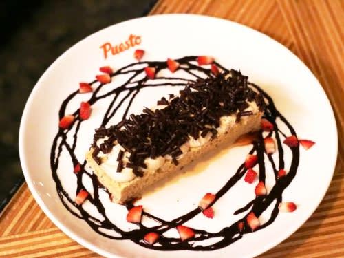 puesto dessert