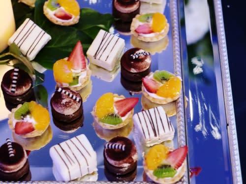 hampton inn desserts