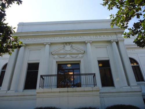 washington library