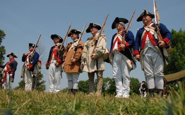 History - Valley Forge Marchout
