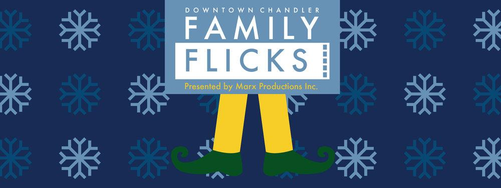Downtown Chandler Family Flick