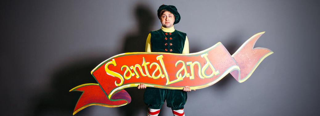 Santaland Diaries at Open Stage Harrisburg