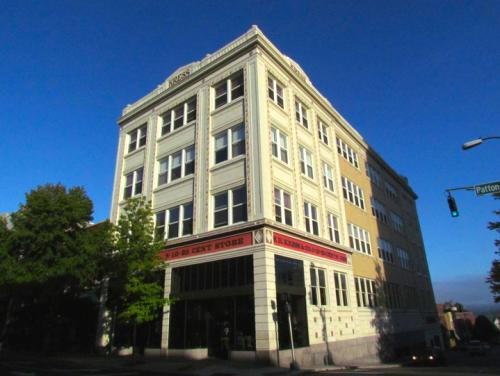 The Kress Building - 1920s Architecture