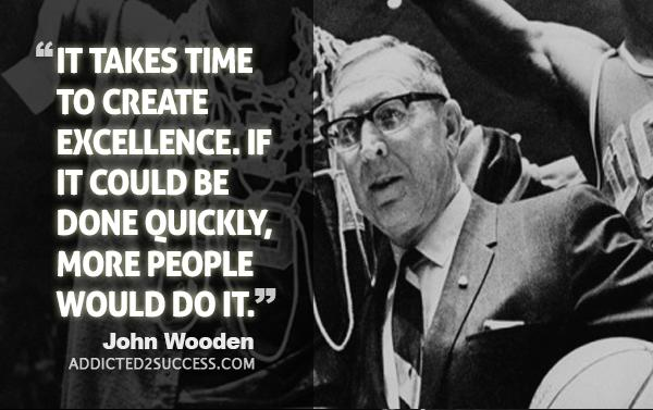 The Wisdom of Coach John Wooden