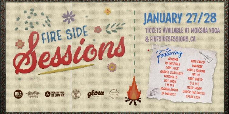 Fireside Sessions 2018