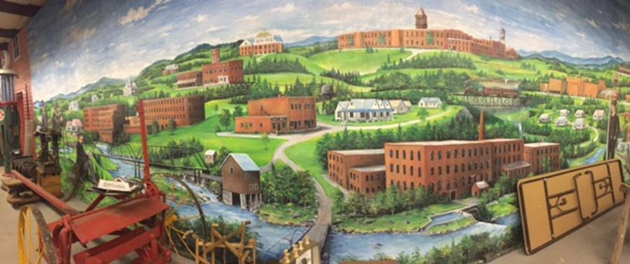Farm Museum Mural