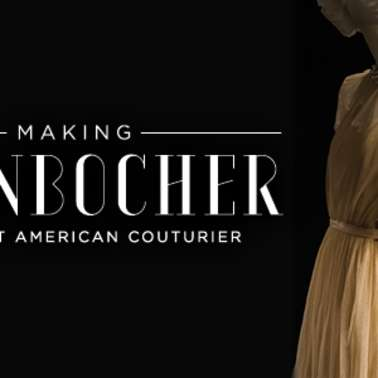 Making Mainbocher: The First American Couturier