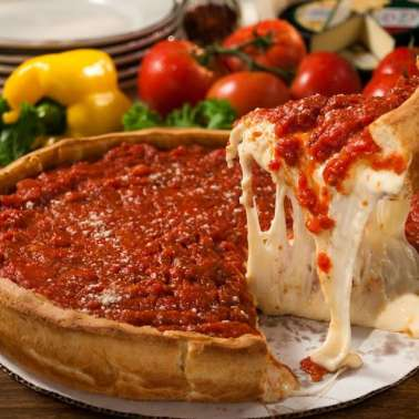 Giordano's Famous Stuffed Pizza