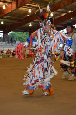 Beautiful, Traditional Dancing at National Powwow