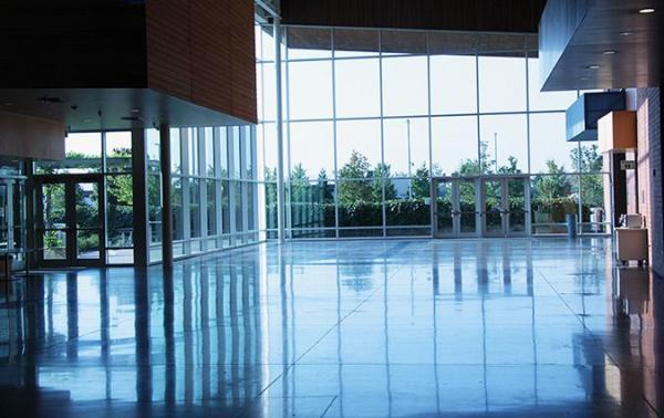 McGavick Center Atrium
