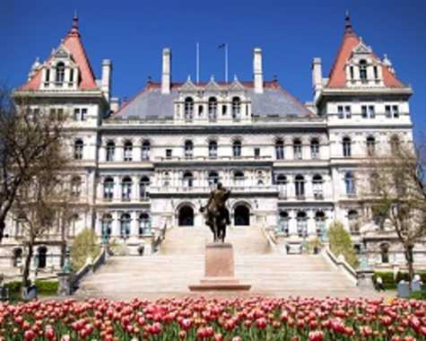 Guided Tour Of The New York State Capitol Building