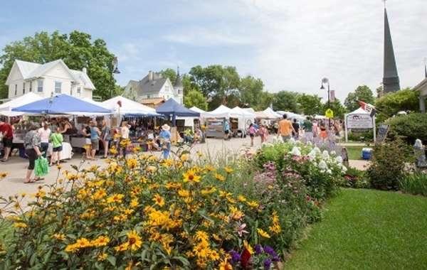 Mount Horeb's 46th Annual Art Fair