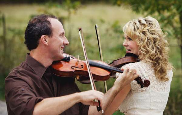 Natalie MacMaster & Donnell Leahy - Visions from Cape Brenton & Beyond