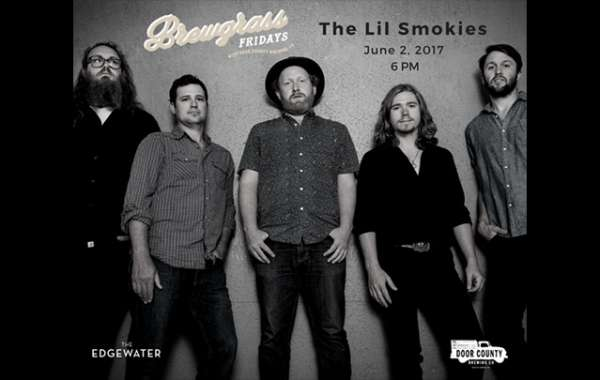 Brewgrass Fridays with Door County Brewing Co: The Lil Smokies