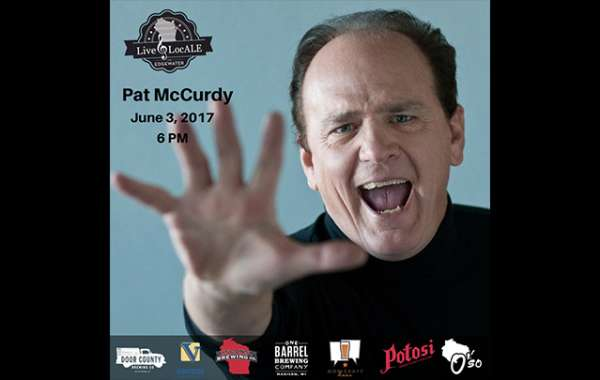 Live and LocALE Saturdays: Pat McCurdy