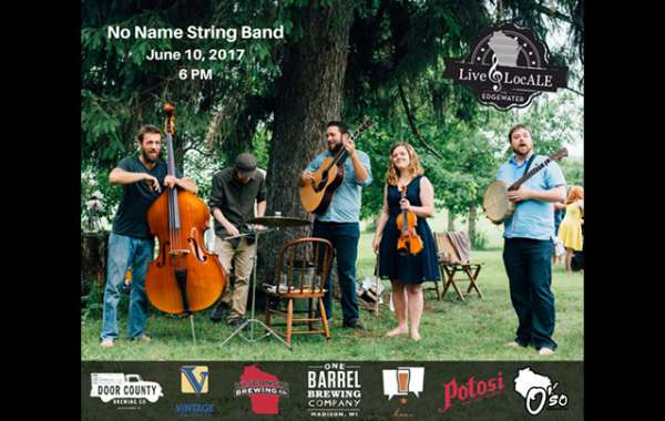 Live and LocALE Saturdays: No Name String Band