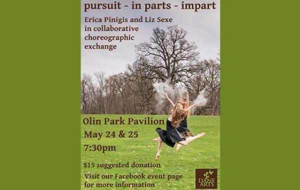 Scratch Dance and Sexe Dance Present: Pursuit - In Parts - Impart